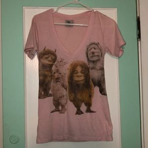Where the Wild Things Are Tee